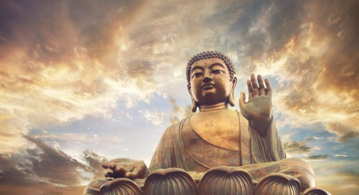Tanítómese Buddhista módra, hogy úgy szeresd az életed, ahogy az van!