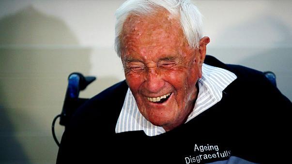"""""""Nem akarok már élni, örülök, hogy meghalhatok"""" - mondja a 104 éves tudós, aki Svájcba megy, hogy eutanáziát hajtsanak végre rajta"""