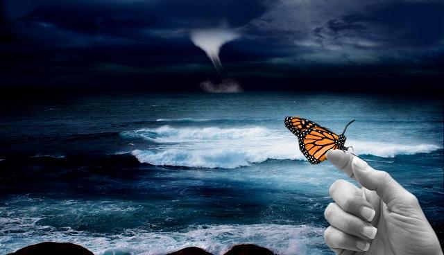 Pillangóhatás, amely pusztulásban taszíthatja a Földet! Erősebb, mint gondolnád!