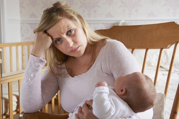 Hatékony stresszűző módszer kimerült, leharcolt édesanyák számára!