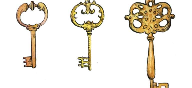 Egy teszt, mely kinyitja a tudatalattid kapuját: Válassz egy kulcsot, és megtudod mi életed rejtett vágya!