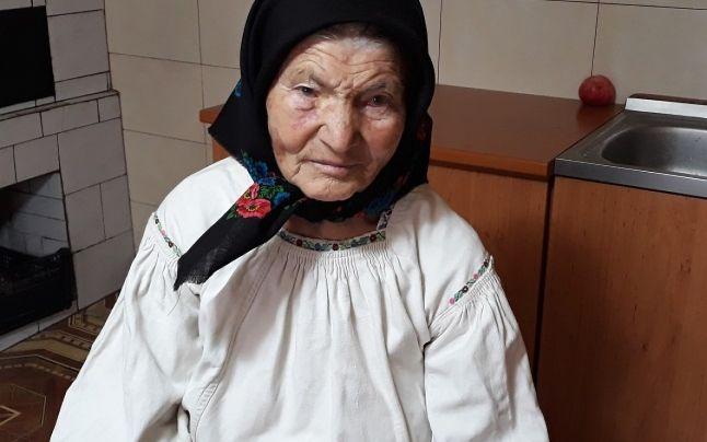 Így élte életét a 91 éves erdélyi néni, aki soha életében nem volt beteg