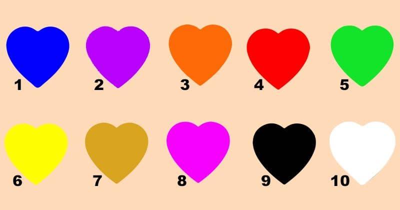 Válassz egy szívecskét, és mi eláruljuk, hogy milyen ember vagy!