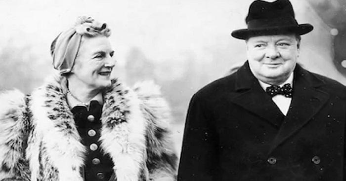 A legendás beszélgetés, ami Churchill felesége és egy utcaseprő között zajlott