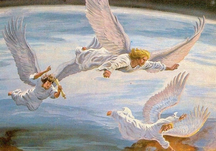 Az angyalok üzenete 2018 Novemberére!
