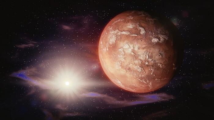 November 16-án a Mars a Halak jegyébe lépett – erre számíthatnak a csillagjegyek