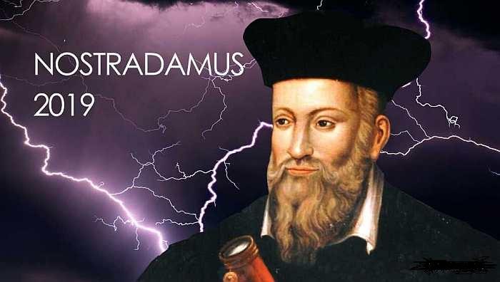Nostradamus jóslatai a 2019-es esztendőre!