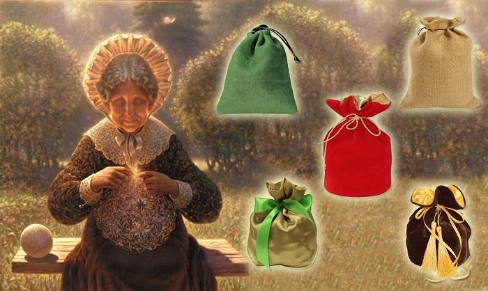 Ez a varázsló ajándékot készített: válassz egy zsákot, és tudd meg, mi a te ajándékod!