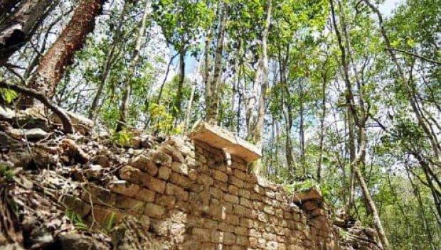 Több ezer évig rejtett maya várost tártak fel