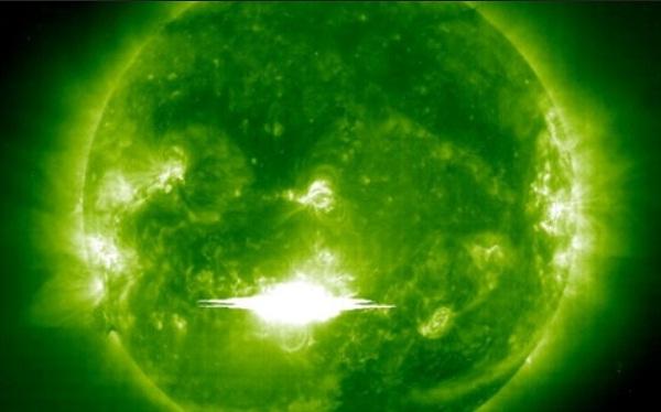 Régóta nem tapasztalt erősségű napvihar éri el a Földet