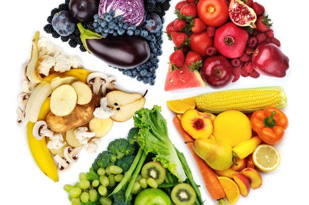 Ezek az élelmiszerek színűk segítségével védenek a ráktól