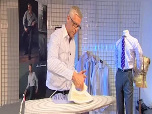 Ez a pasi megtanít tökéletesen inget vasalni! – VIDEÓ
