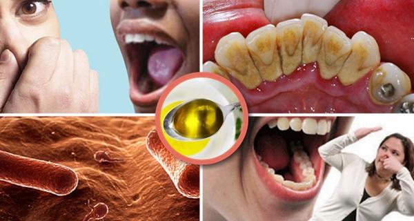Ezzel a módszerrel elpusztíthatjuk a szájüregben lévő baktériumokat, megszünteti a rossz leheletet és a fogszuvasodást is elkerülhetjük!