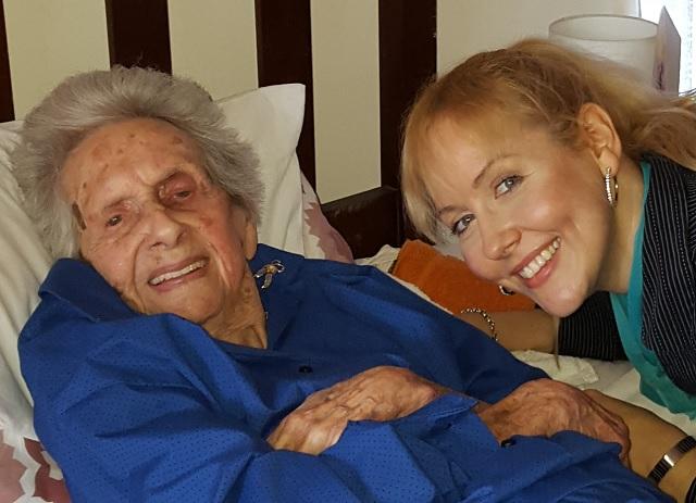 Egy 100 éves hölgy három egyszerű titkot árul el a jó élethez!