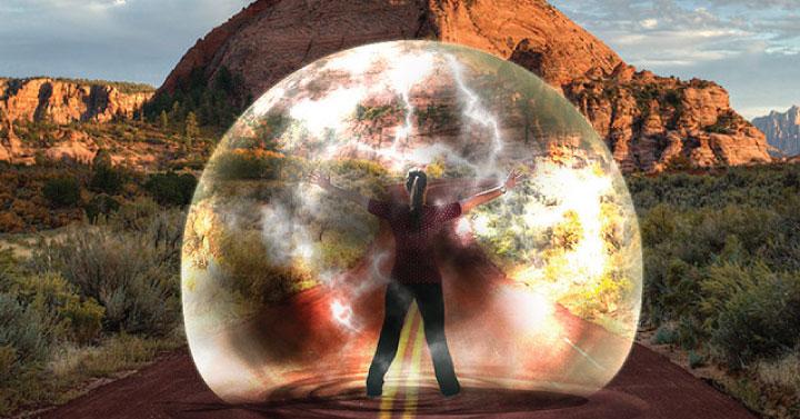 Egy csodálatos kutatás szerint az emberek képesek érzékelni a testük körüli energiateret