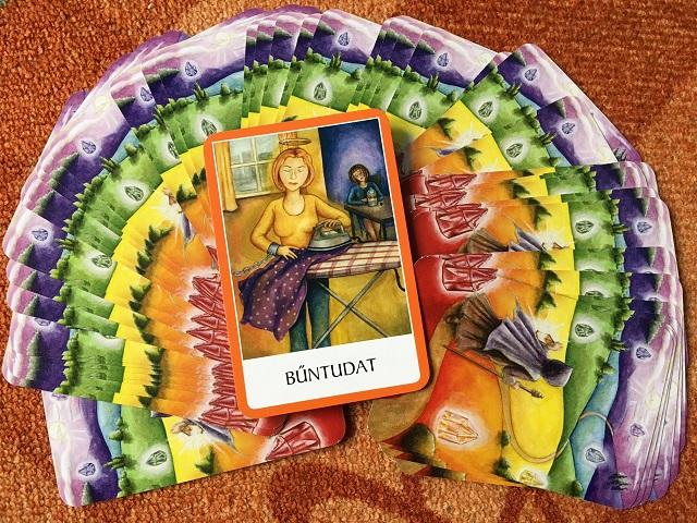 A csakra kártya szombati üzenete - Ments fel magad a Bűntudat alól