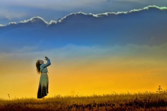 Miért csak akkor imádkoznak az emberek Istenhez, mikor bajba kerülnek?