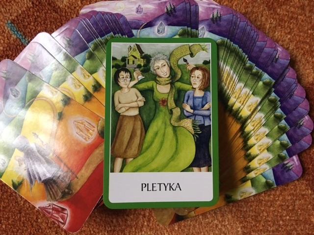 A csakra kártya csütörtöki üzenete - Mondj nemet a Pletykának