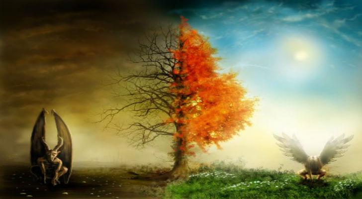 Miért teremtette Isten a gonoszt a Földön? Egy válasz, ami megérinti a lelked