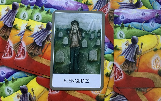 Elengedés - Mit üzen a csakra kártya erre a hétre?