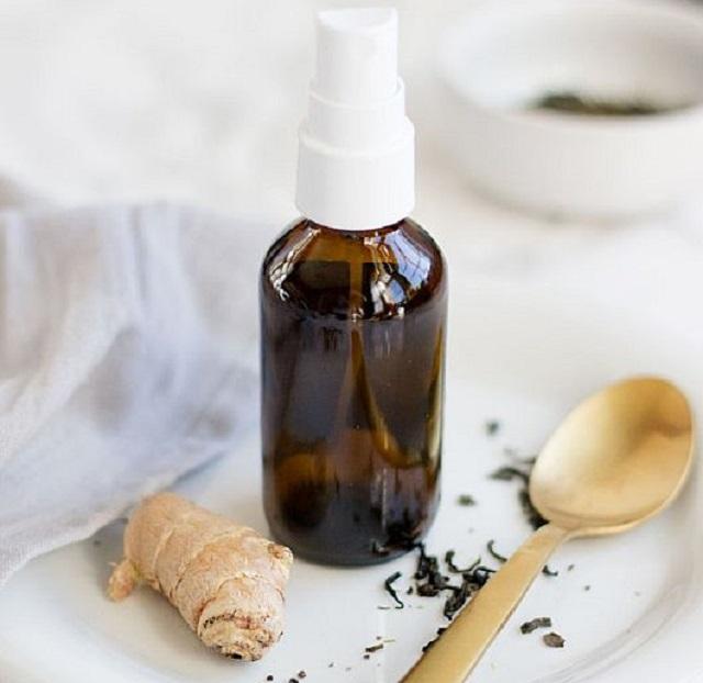 Mentás echinacea spray torokfájás, köhögés és kellemetlen lehelet enyhítésére!