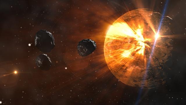 """Veszélyt jelent-e a Földre nézve a """"2002AJ129"""" nevű aszteroida, amely februárban igen közel halad el bolygónk mellett?"""