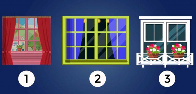 Válaszd ki azt az ablakot, amelyik a legjobban tetszik, és mi eláruljuk, mi a legfontosabb neked a világon!