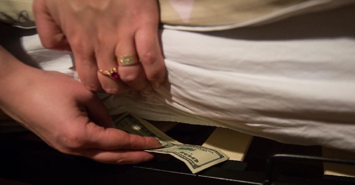 A nagymamám megtanított, hogy miként tudom bevonzani a pénzt az életembe!