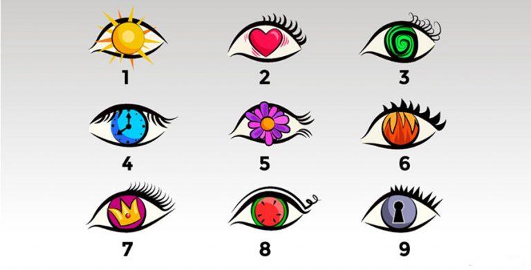 Válassz egyet a 9 szem közül és derítsd ki mit rejt a személyiséged!