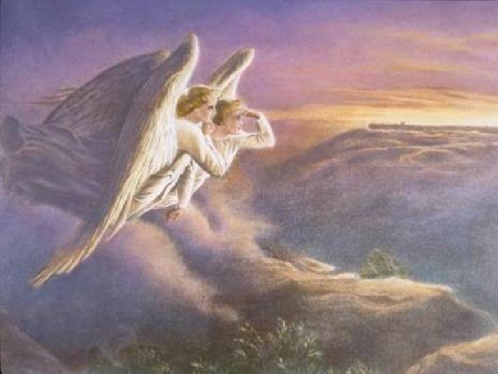 Az angyalok üzenete 2018 áprilisára!