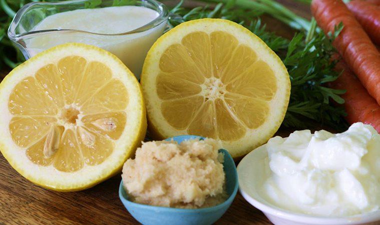 Egy tormából és citromból álló készítmény, amely segít megszabadulni a plusz kilóktól!