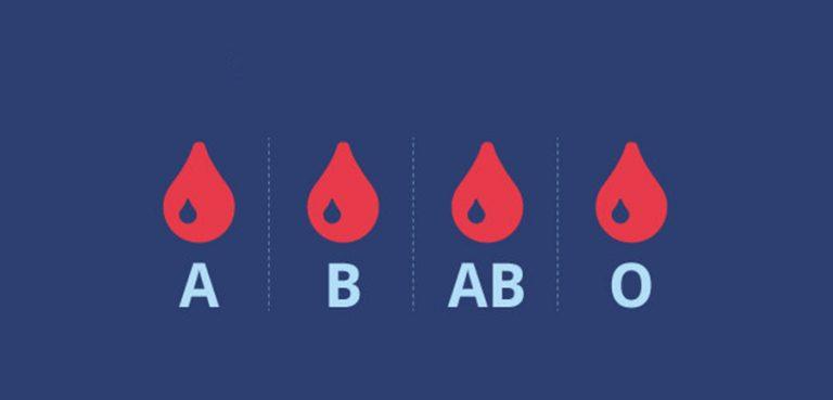 8 fontos tény, amit tudnod kell a vércsoportodról
