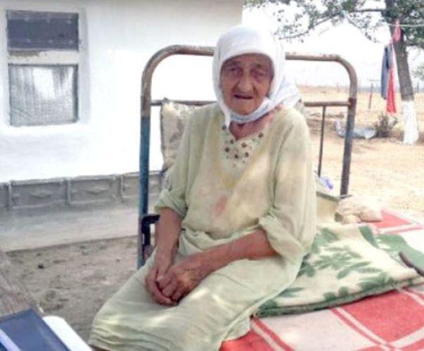 """Koku Istambulova 128 éves, szomorú története van: """"Soha nem voltam boldog életemben!"""""""