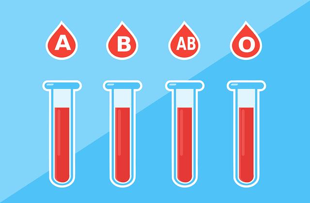 Miért annyira különlegesek a 0-ás vércsoportú személyek?