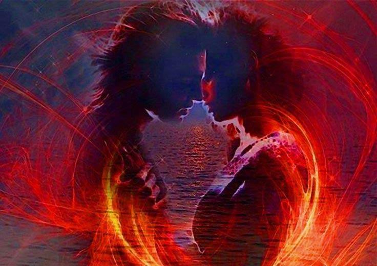 7 jel, ami arra utal, hogy a lelked kapcsolatban áll egy másik ember lelkével!