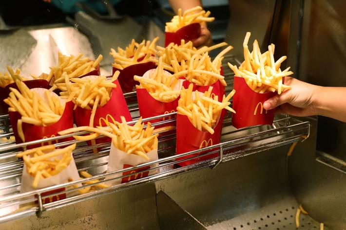 Ezzel a veszélyes vegyszerrel kezelik a McDonald's sült krumplijához felhasznált burgonyákat!