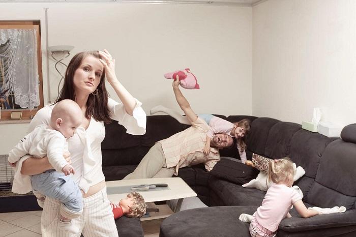 Tanulmányok szerint a nőkre nem a gyerekek, hanem a férjek jelentik a legnagyobb stresszforrást!