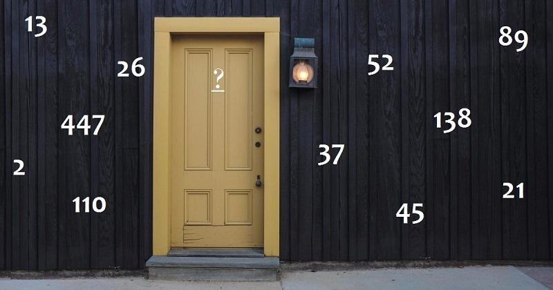 Tudd meg, hogy a lakrészed száma hogyan befolyásolja az életed!