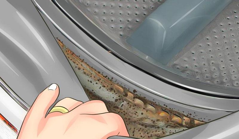 Így távolítsd el a mosógépben lévő penészt, hogy elkerült a légzőszervi betegségeket és bőrfertőzések