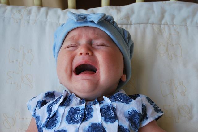 6 hatásos módszer, amivel gyorsan álomba ringathatod a síró kisbabát!