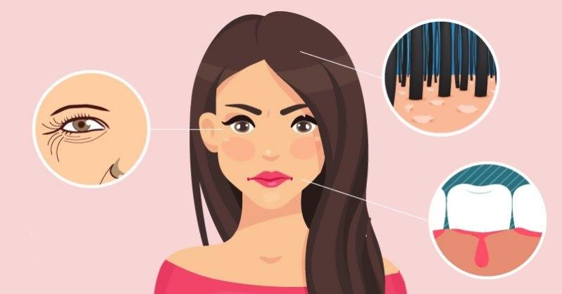 5 vitaminhiány, amit könnyedén le lehet olvasni az arcodról!