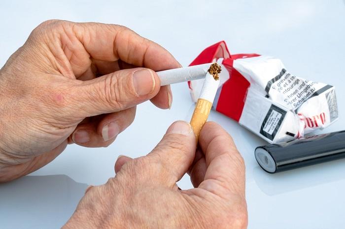 az otthoni dohányzásról való leszokás népszerű módjai amikor az anyagcsere helyreáll hagyja abba a dohányzást