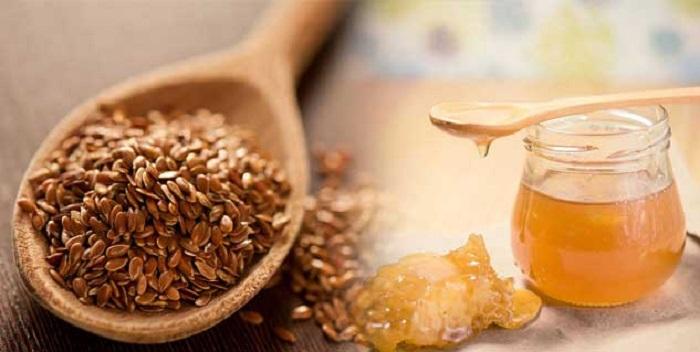 Mézzel kevert lenmag – a vastagbél és az beszűkült erek tisztítója!