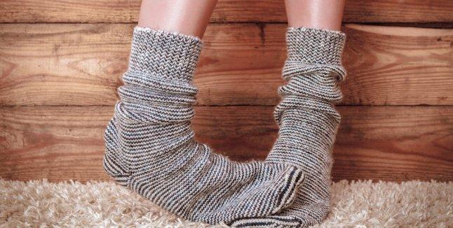 Folyton hidegek a lábaid? 8 természetes megoldás a probléma kezelésére