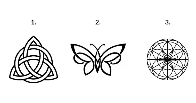 Kíváncsi vagy, mi vár rád a 2019-es évben? Válassz egyet az alábbi szimbólumok közül!
