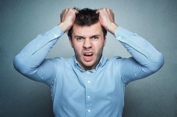 6 betegség, amely feszültséget, idegességet okozhat!