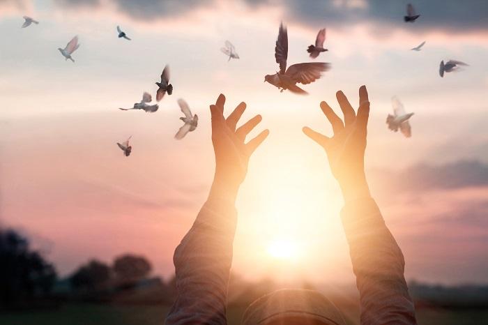 4 mantra, ami az élet legnehezebb pillanatában is mentőövként hathat