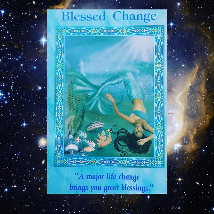 Blessed Change - Ezt üzenik az angyalok 2019 június hónapjára