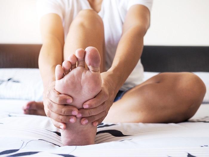 A kinetoterapeuta tanácsai: így lehet gyorsan megszabadulni a lábfájdalomtól