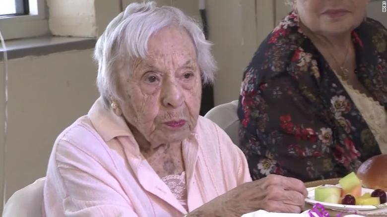 A 107 éves asszony elárulta a hosszú élet titkát – válasza több mint frappáns!